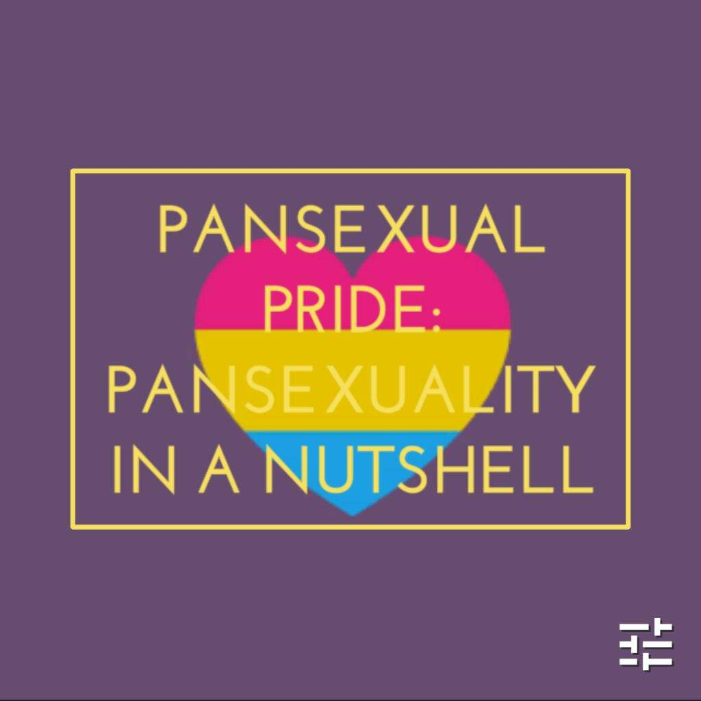 Pansexual and pan the greek god