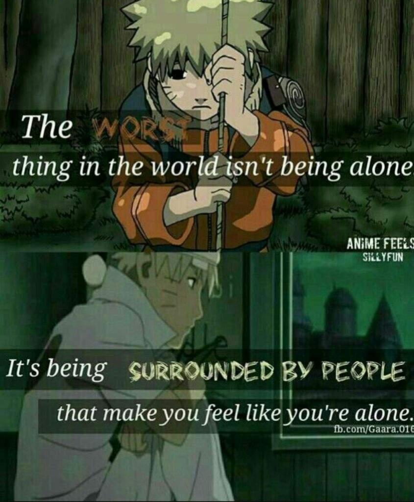 Sad quotes about naruto | Anime Amino