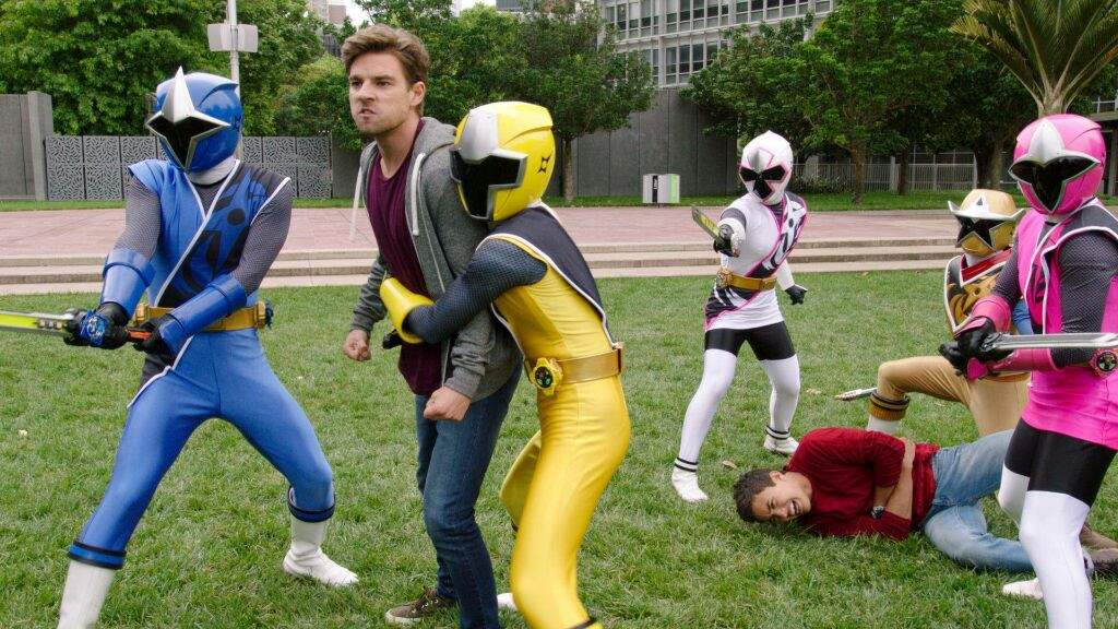 Power Rangers ninja steel episode 11 review  Aiden is the