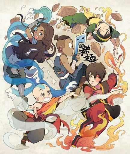 Avatar A Lenda De Aang Wiki Otanix Amino