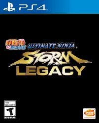 Naruto Shippuden: Ultimate Ninja Storm Legacy Now Available
