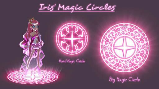 the theory of the circles and magic crystals 1 lolirock