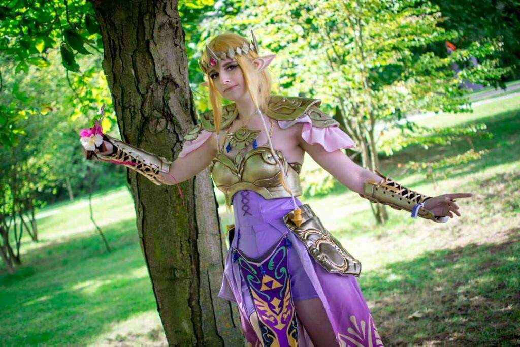 More Princess Zelda Hyrule Warriors Cosplay Amino