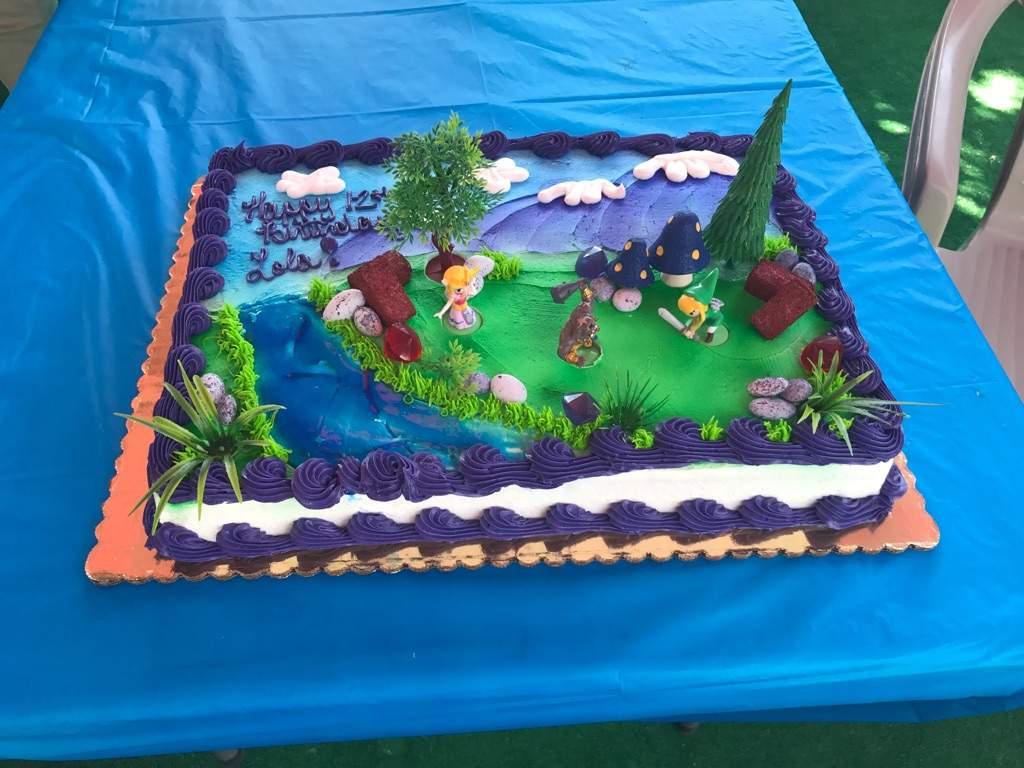 Awe Inspiring My Birthday Cake Zelda Amino Funny Birthday Cards Online Elaedamsfinfo