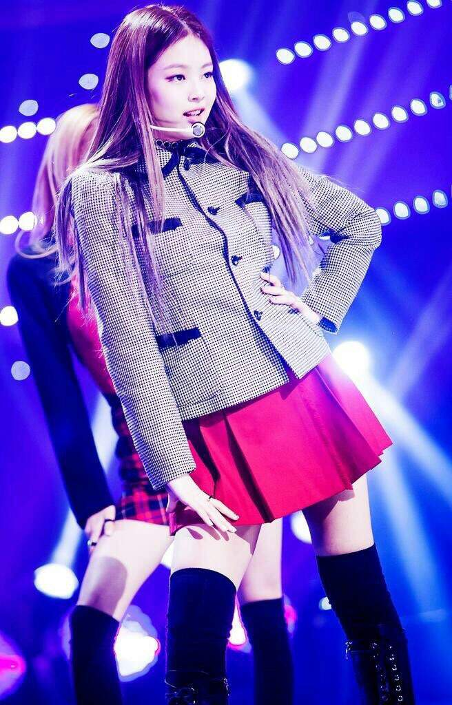 excellent blackpink rose stage outfits 6