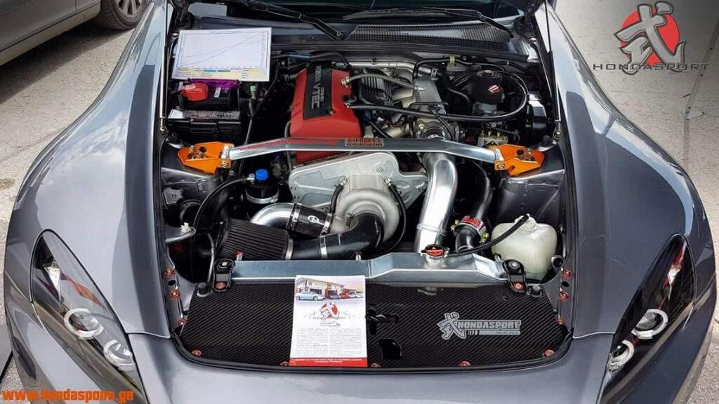 S2000 Rotrex Supercharged   Garage Amino