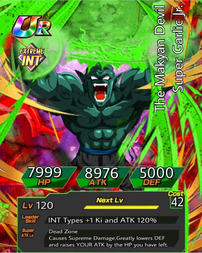 Super Garlic Jr Custom Cards Dokkan Battle Amino Its close relatives include the onion, shallot, leek, chive, welsh onion and chinese onion. super garlic jr custom cards dokkan