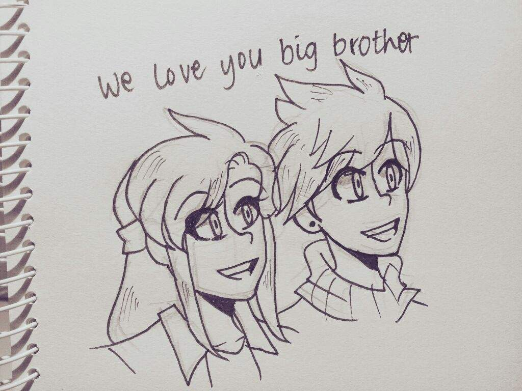 We Love You Big Brother Camp Camp Amino