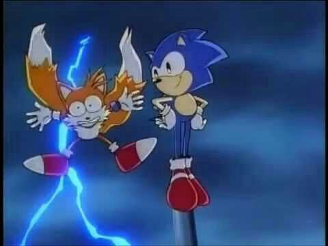 Classic Tails Sonic The Hedgehog Amino