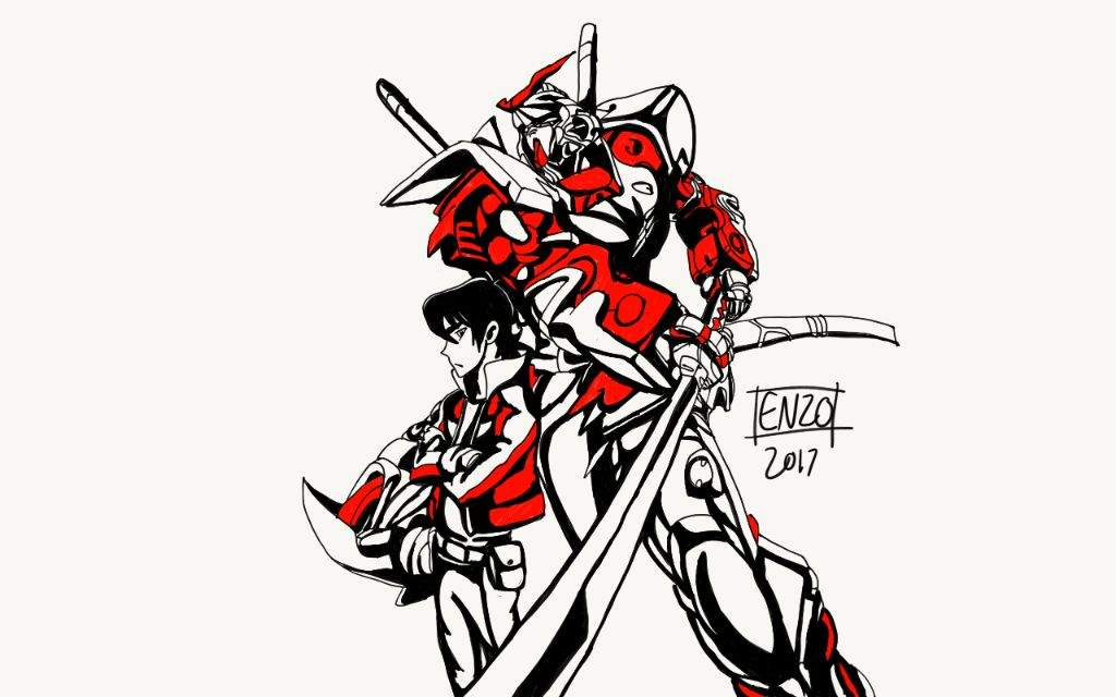 I Was Thinking About The Paladins And What Gundams They Would Pilot. Keith  And The Gundam Astray Were An Obvious Combo To Me And Iu0027m ...