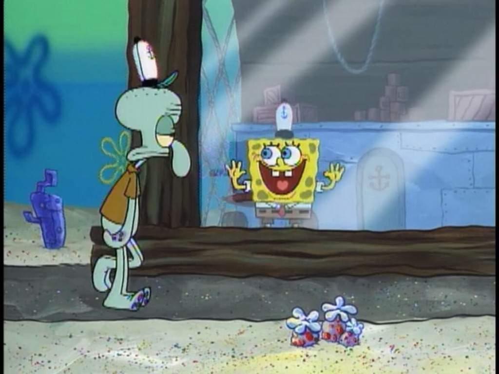 character analysis spongebob squarepants spongebob squarepants