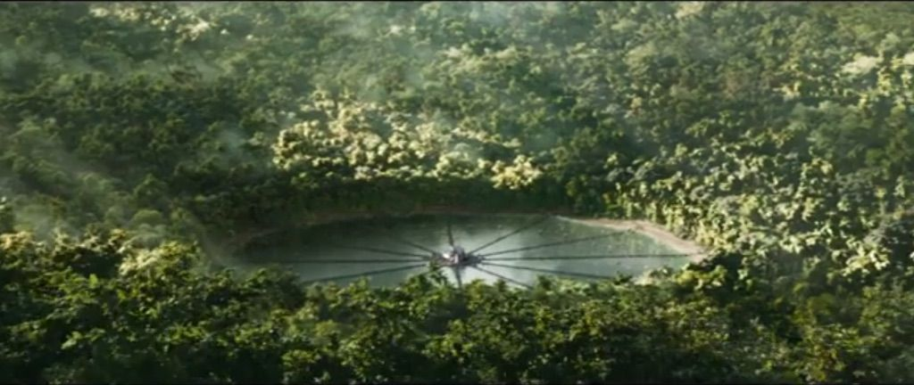 what are the 12 districts in the hunger games