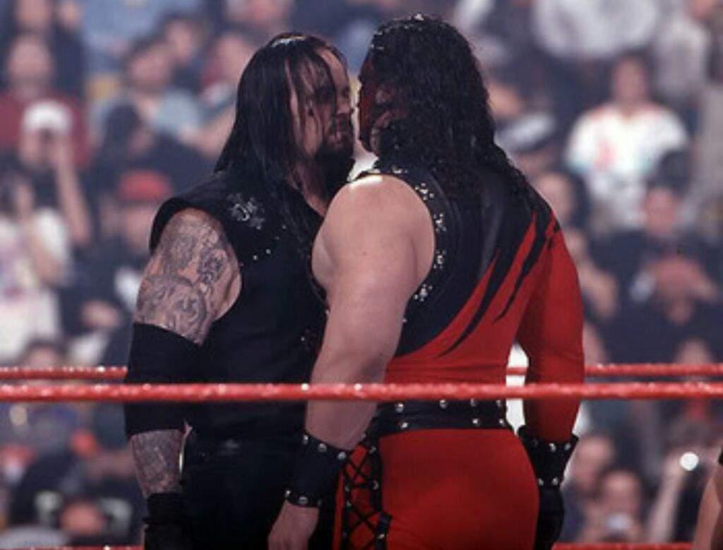 """Resultado de imagen de undertaker y su hermano"""""""