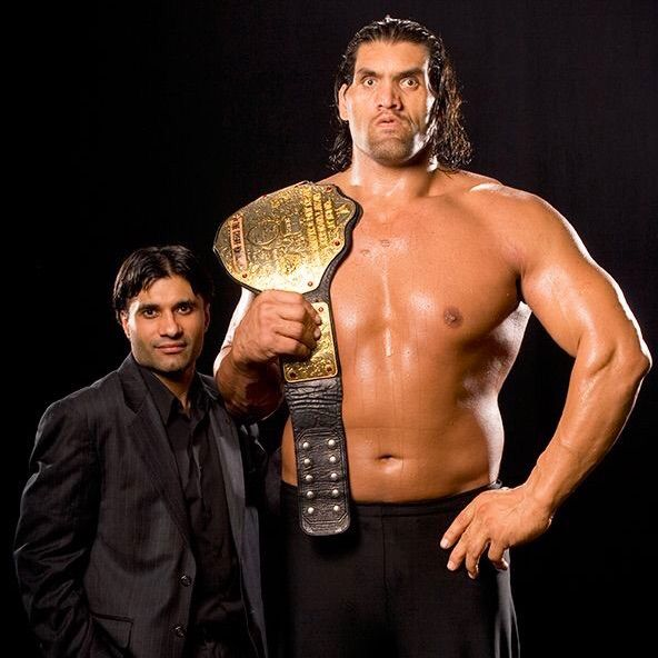 Happy birthday to the great khali pro wrestling lives amino happy 45th birthday to former wwe superstar the great khali real name dalip singh rana was born this day in 1972 voltagebd Image collections