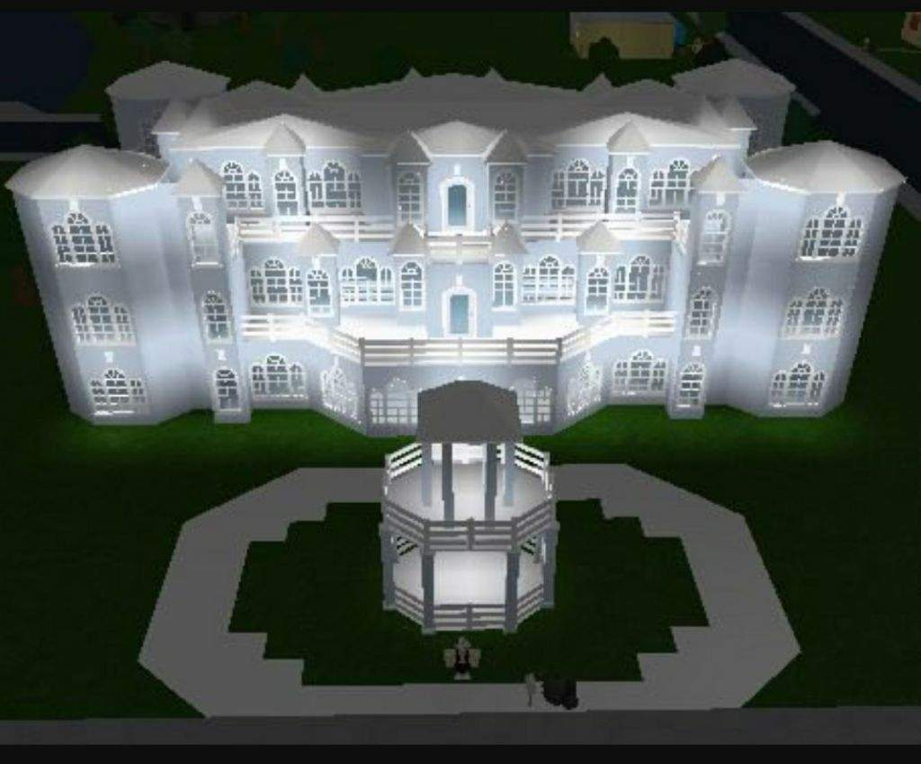 Two Story House Roblox Bloxburg