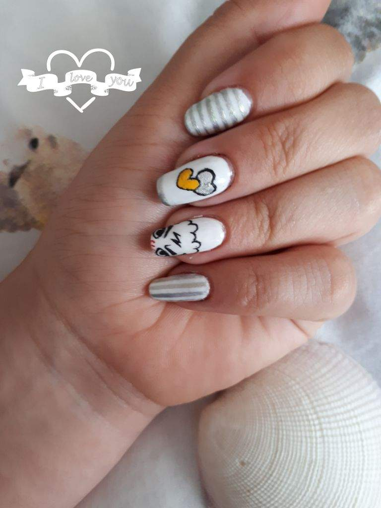My nails | Girls Amino 💚 Amino