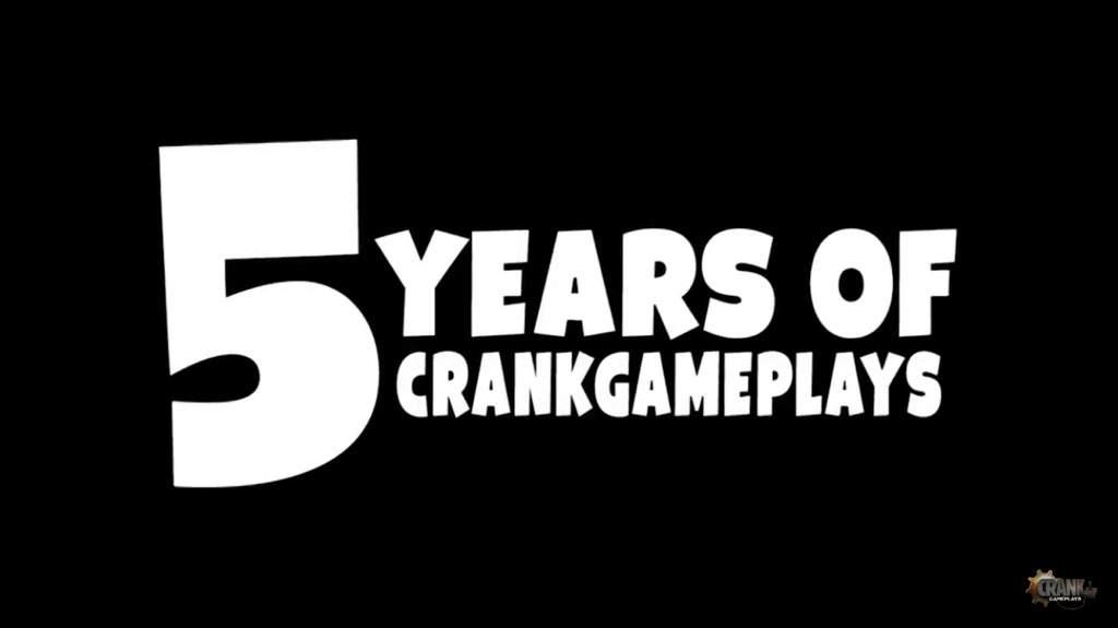 PART 1 - 5 YEAR COMPILATION | CrankGameplays Amino Amino