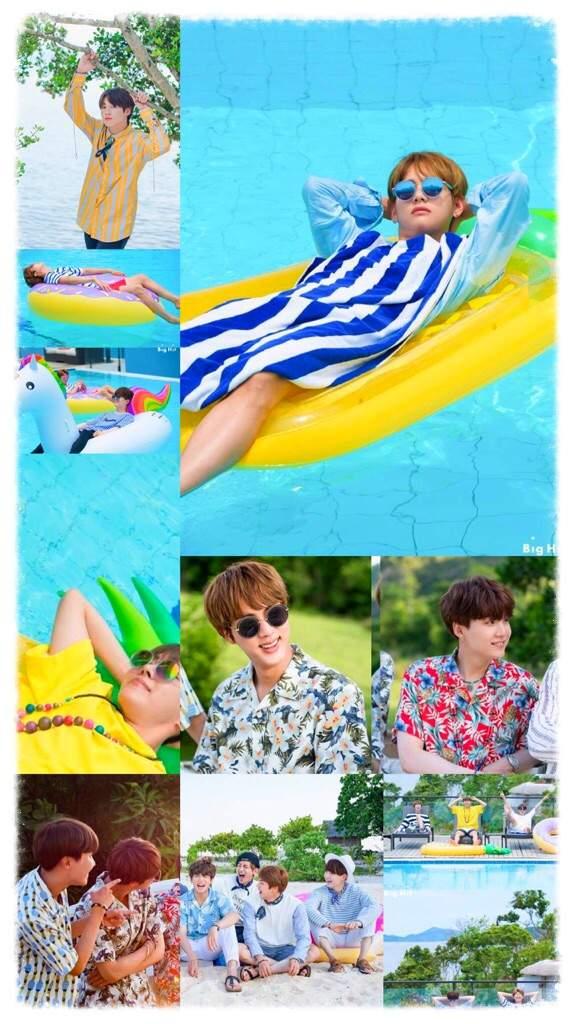 Bts Summer Wallpaper Army S Amino