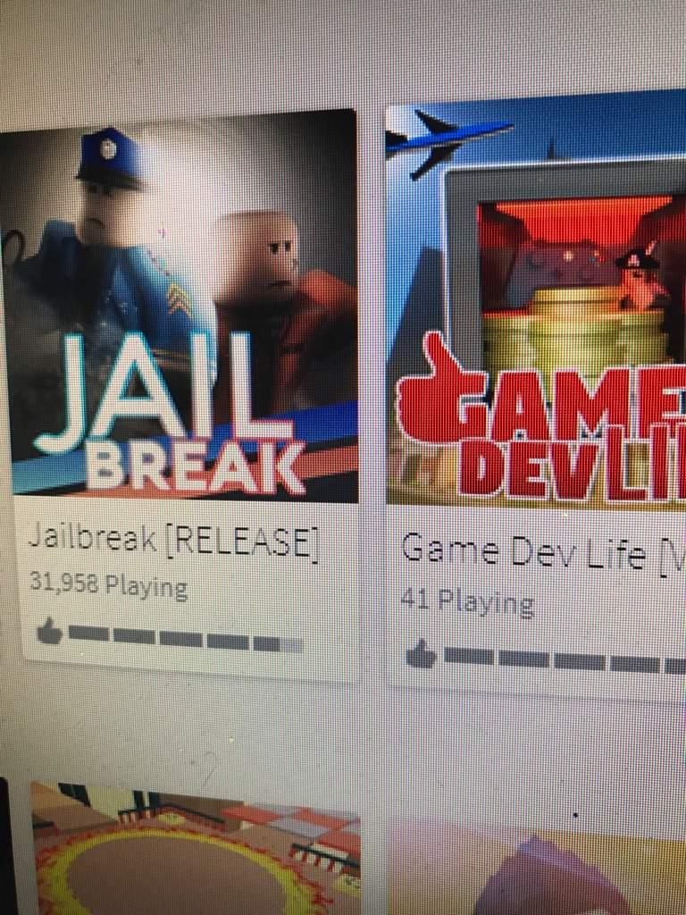 Roblox Jailbreak Dev Jailbreak Or Game Dev Life Alpha Roblox Amino
