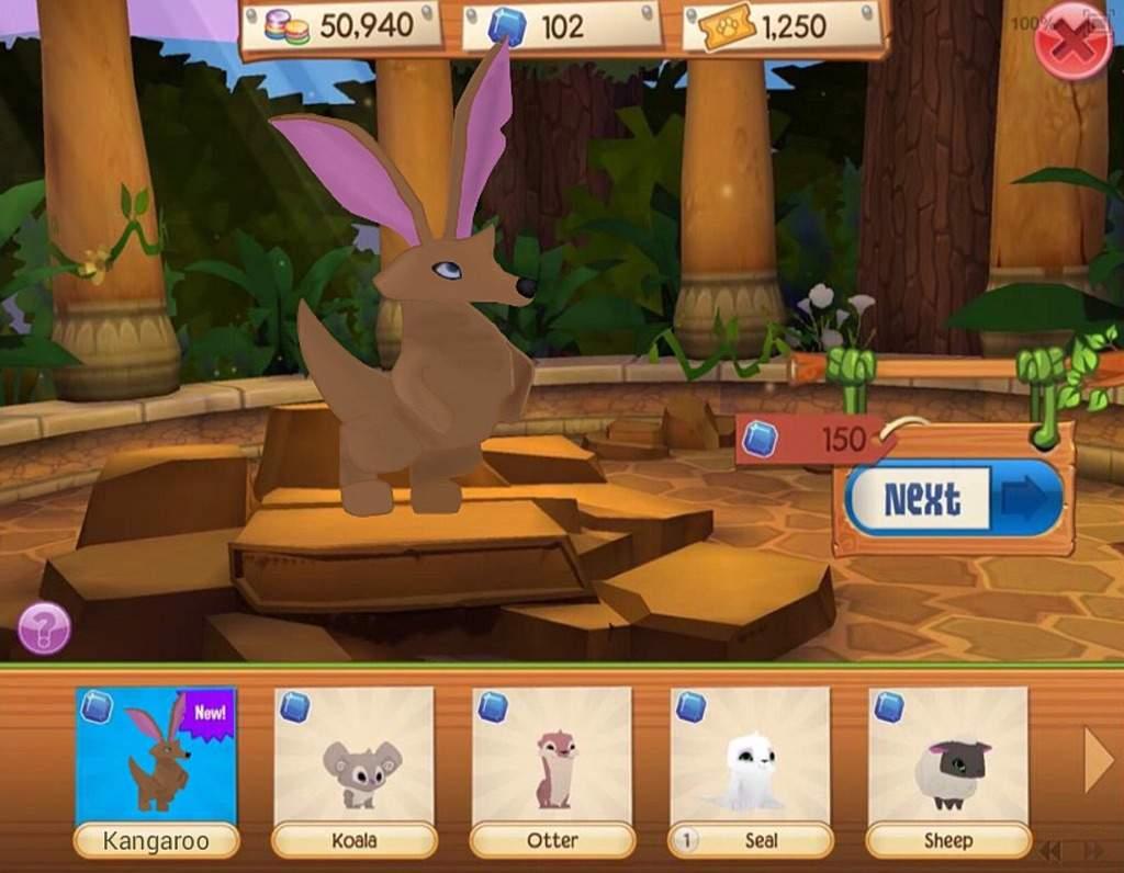 Kangaroos In Play Wild? | AJ Amino Amino