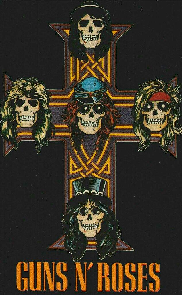 Guns N Roses Wallpapers And Lockscreens Muv Rock Metal