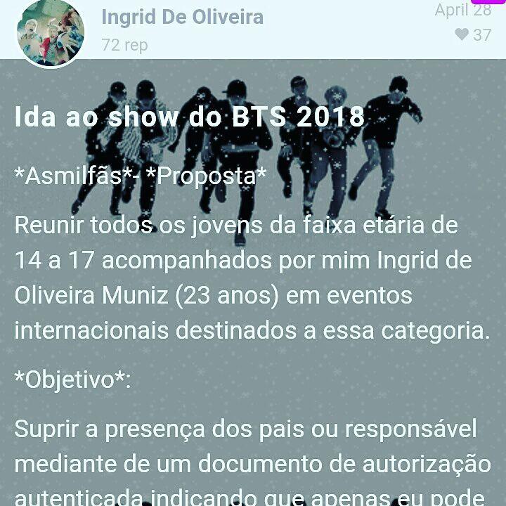 Show Bts 2018 Brasil >> Show Do Bts Em 2018 Army Br Amino