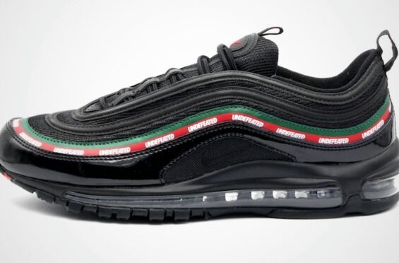 f847b2a334f5 Nike air max 97 undefeated