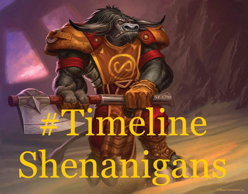 40f14dfca97 The Timewalkers need new recruits | Hearthstone Amino