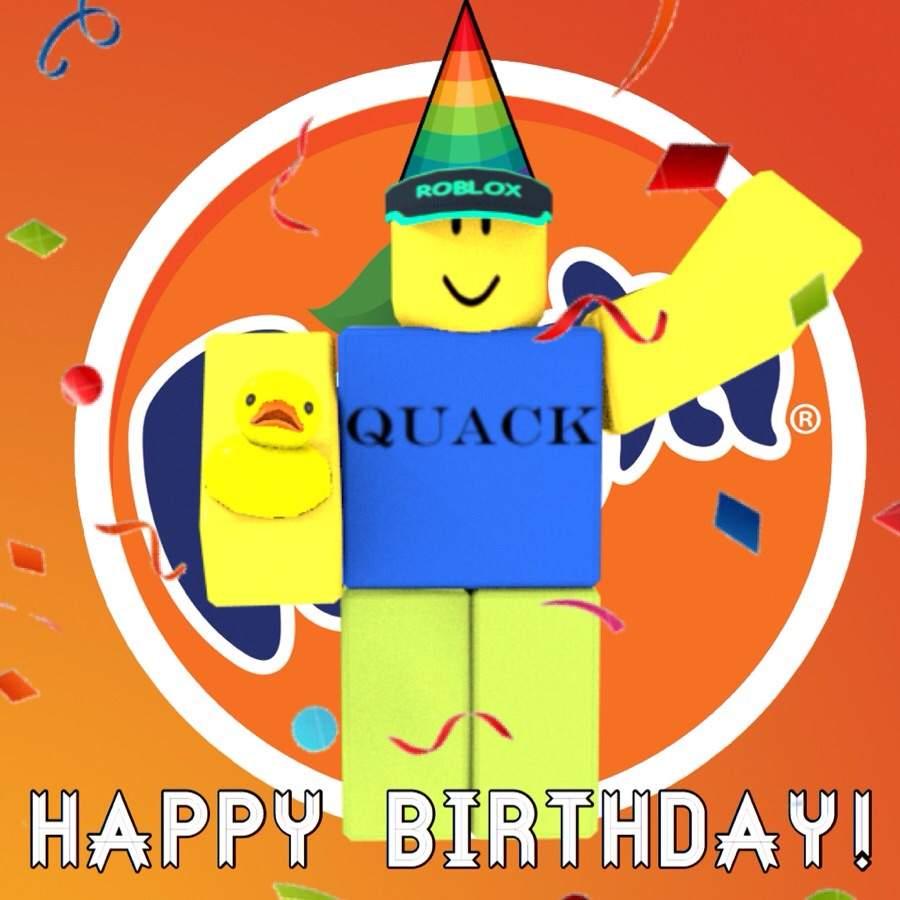 Happy Birthday Roblox Images | Robux Hacks No Human ...