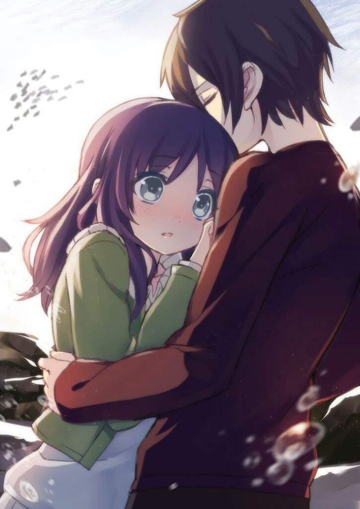 Anime Hugs Anime Amino
