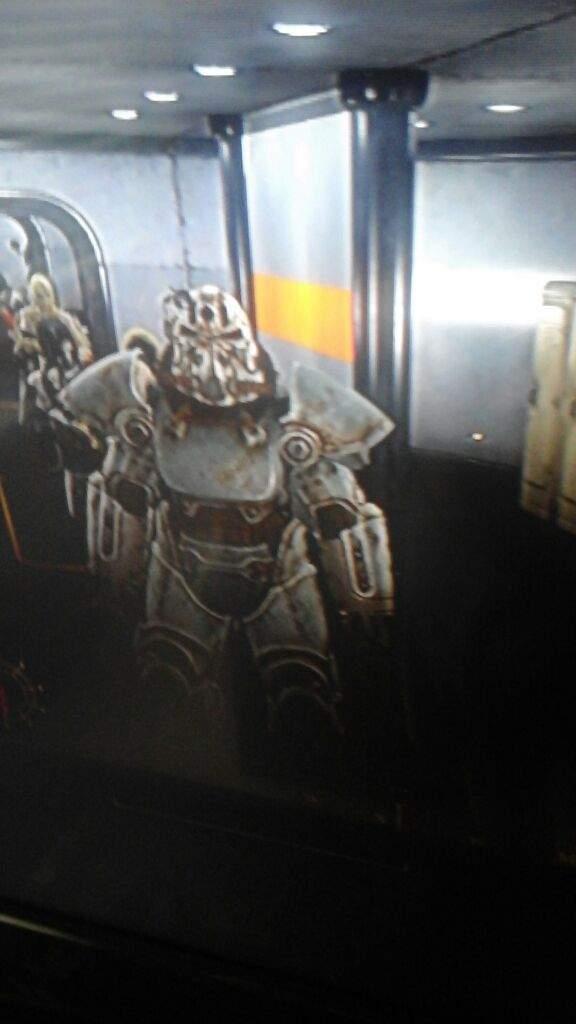Winterized T-51 in fallout 4 (no mods) | Fallout Amino