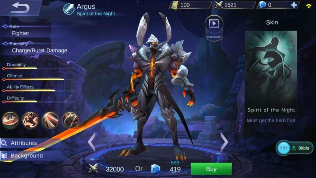 Meet Argus The Spirit Of The Night
