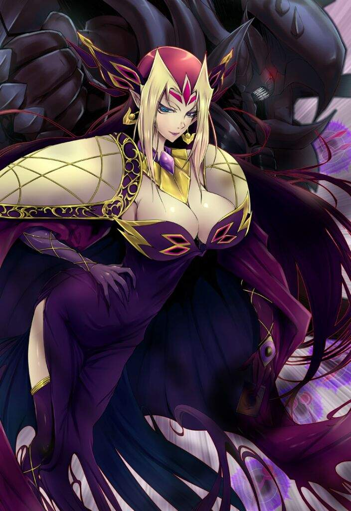 The most badass female characters in the Yu-Gi-Oh