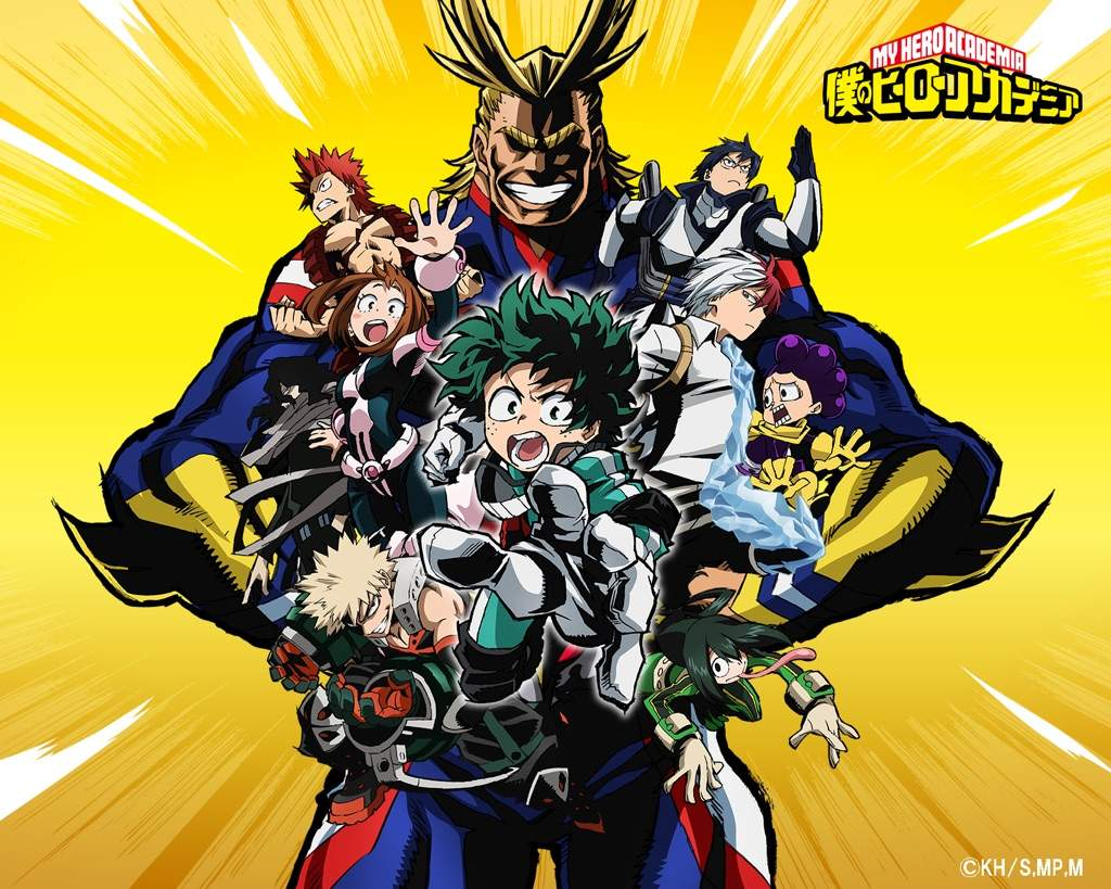 Boku No Hero Academia Tsu boku no hero academia review (s1) | anime amino