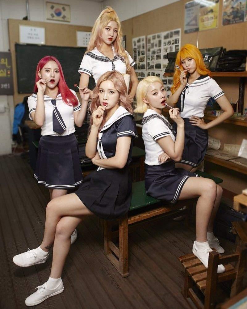 Amor | KPop Girl Groups Amino