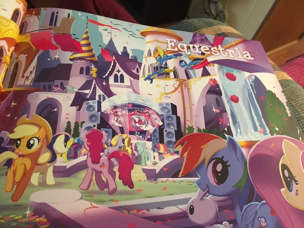 The Art Of My Little Pony The Movie Book Review Part 2 Equestria Amino