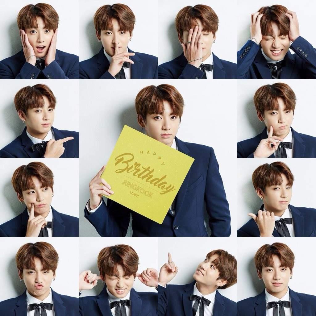 BTS Jeon Jungkook Birthday