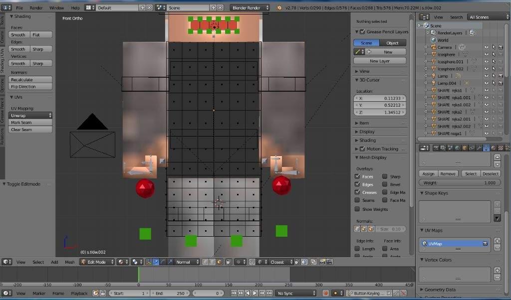 Advanced cloth simulation for blender | Minecraft Amino