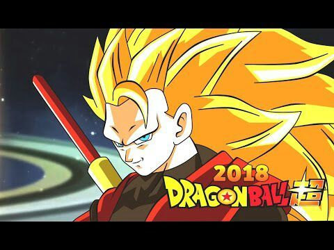 Nueva Pelicula Y Saga Dragon Ball Super 2018 Nuevo Manga Mayo 2017