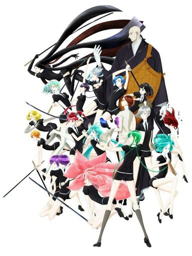 Gems | Wiki | Land of the Lustrous Amino
