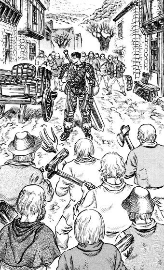 Featured image of post Guts Lost Children Arc