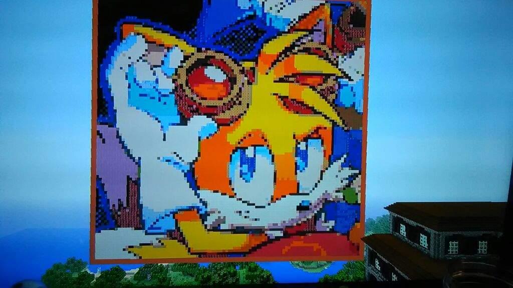 Greatest Pixel Art Achievement Yet Personally Sonic The Hedgehog Amino