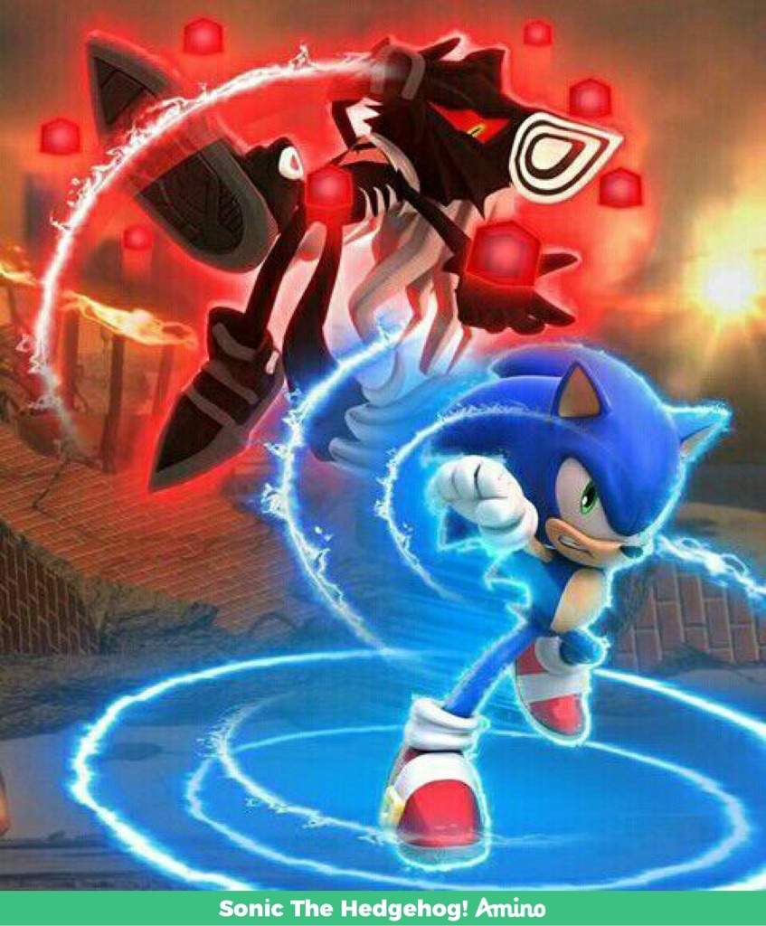 What Would You Do If You Met Infinite In Real Life Sonic The Hedgehog Amino