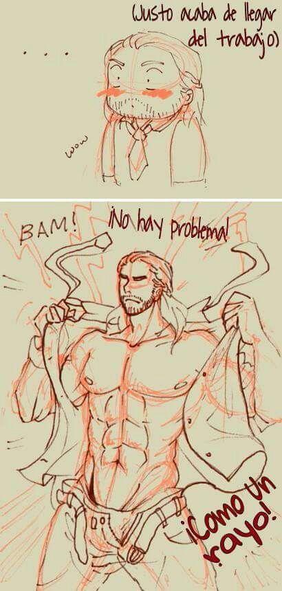 Thor X Loki | Fujoshis y Fudanshis Del Mundo Amino