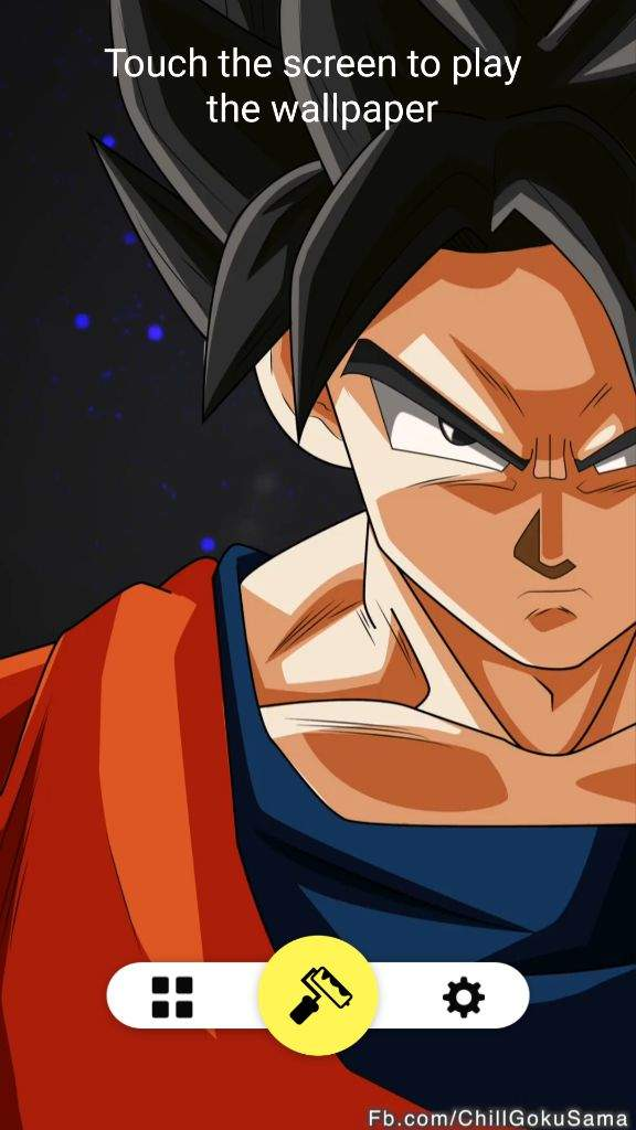 Live Goku Wallpapers Dragonballz Amino
