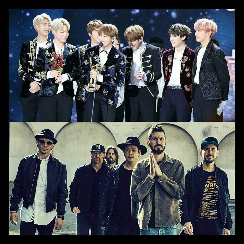 BTS & Linkin Park  | ARMY's Amino