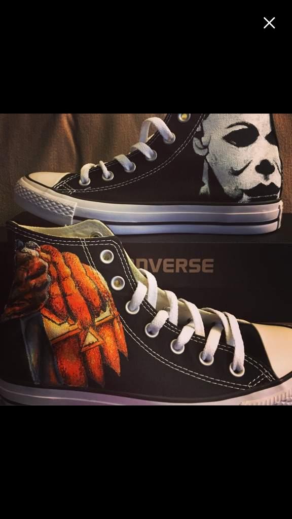 converse horror