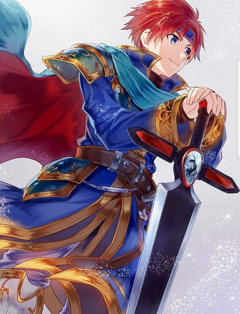 A Beautiful Piece Of Art Of Brave Roy Fire Emblem Heroes Amino