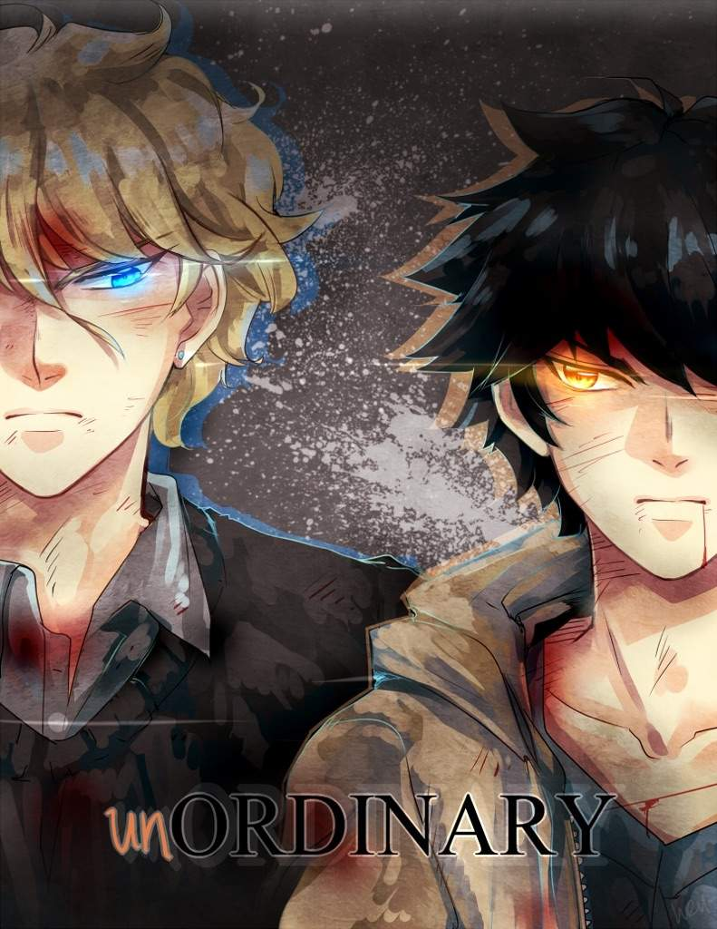 Image result for unordinary webtoon