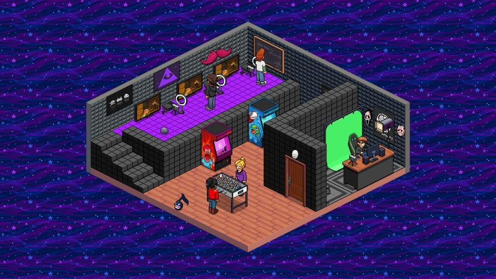 Tuber Simulator Room Ideas My New Main Room (incomplete)